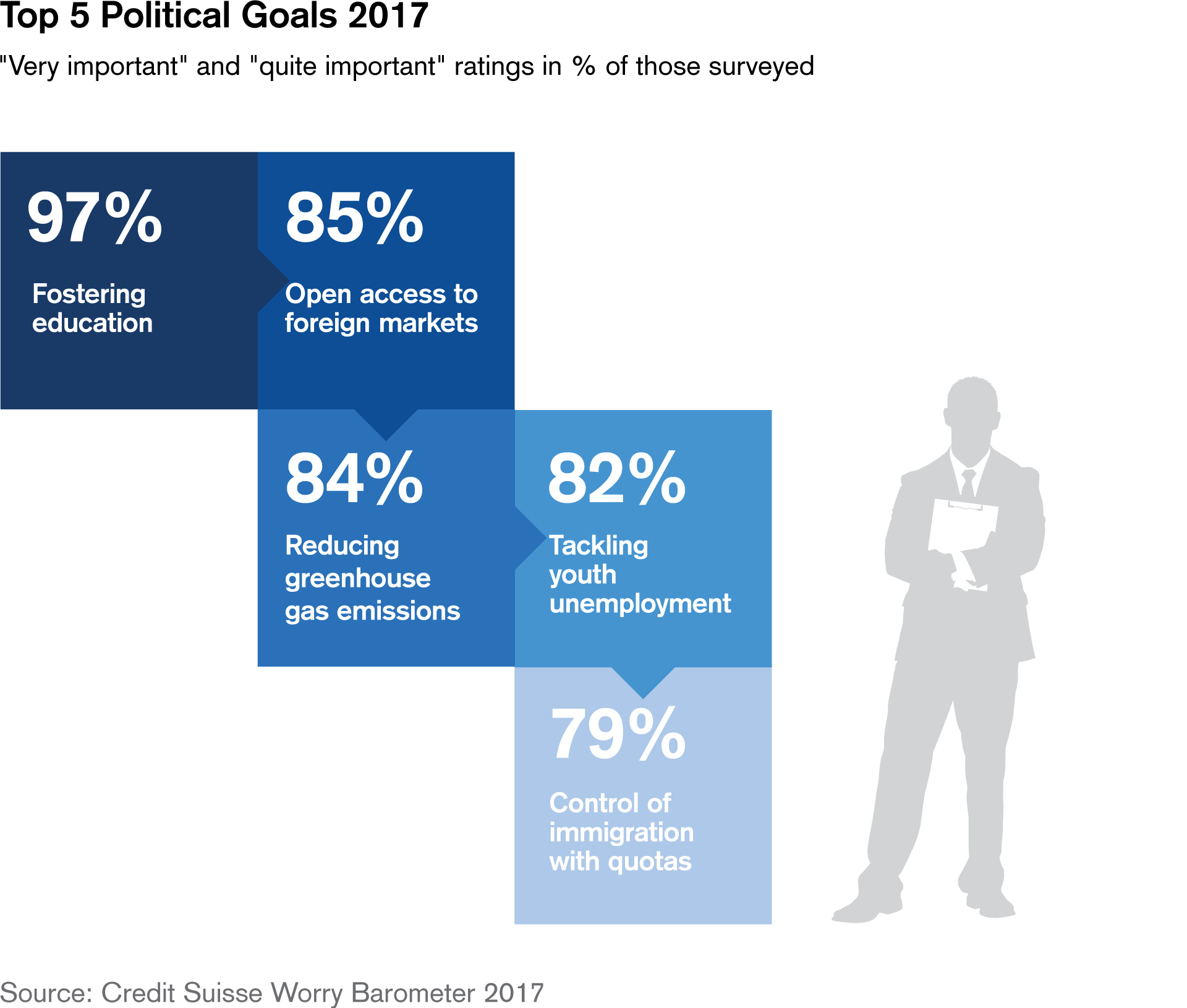 Top 5 Political Goals 2017