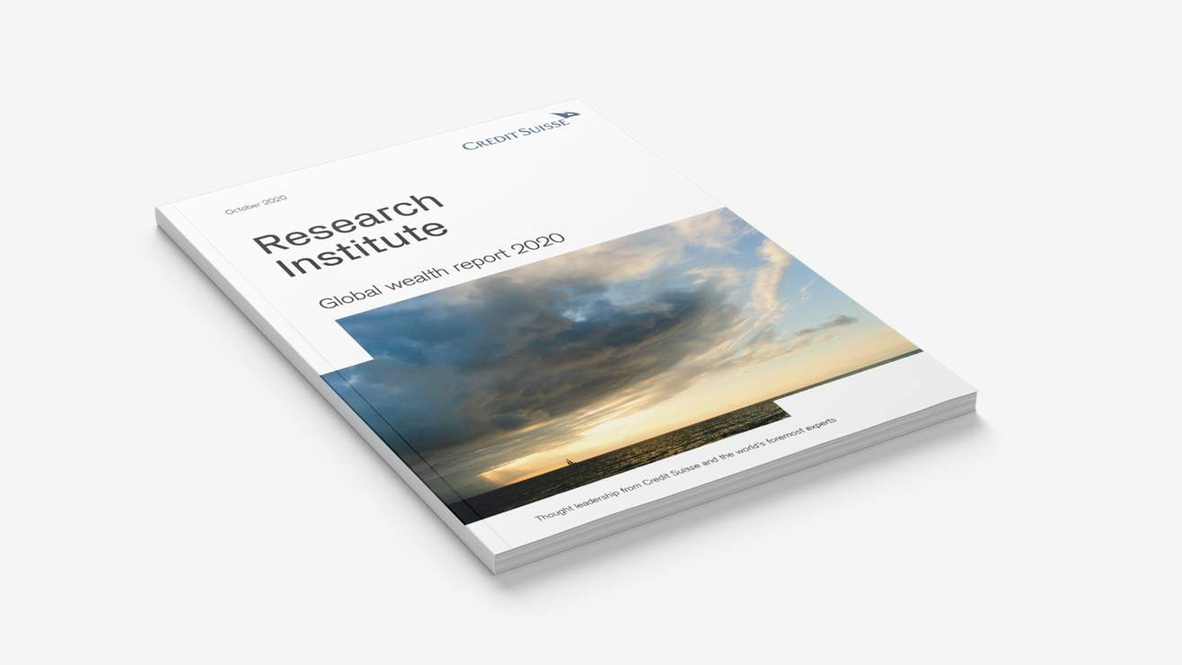 Download the Global wealth report 2020