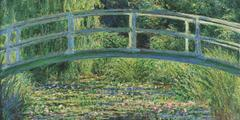 Monet's Sunset Years: Retreating to Nature