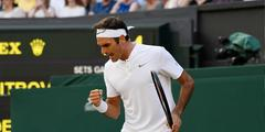 Roger Federer: Wimbledon Winner for the Eighth Time!