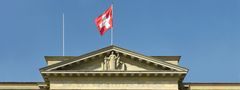 Worry Barometer 2017: The Swiss Place High Trust in Their Institutions