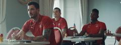 Learn Russian with the Swiss national team