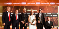 Credit Suisse Sports Awards: félicitations aux gagnants!