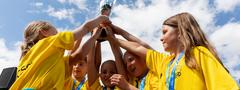 Credit Suisse Cup; promotion de la relève; finale; football scolaire; plus grand tournoi de football scolaire
