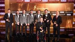 Credit Suisse Sports Awards 2016: trionfo di Lara Gut e Fabian Cancellara