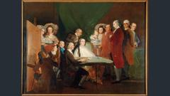 The Family of the Infante Don Luís