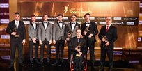 Credit Suisse Sports Awards 2016: Victory for Gut and Cancellara