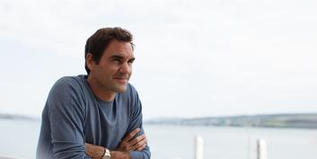 "Roger Federer: ""Education breaks the cycle of poverty"""