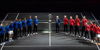 Credit Suisse joins Laver Cup as global sponsor