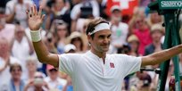 Roger Federer. The first 100 titles in the bag.