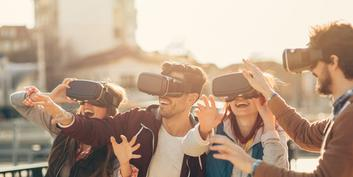 Augmented and virtual reality: The trend is growing