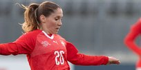 Frauen-Nationalteam; Sandrine Mauron; Nationalteams; Credit Suisse National Teams