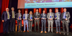 Winners of the IAZI Real Estate Investment Award 2018