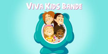 Viva Kids Bande in Digipigi
