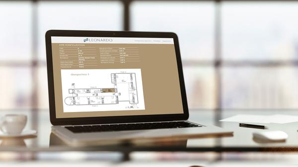 The online office configurator