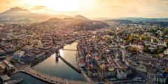 Central Switzerland real estate market: Property prices are rising
