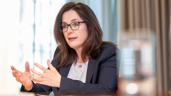 Ladina Rhyn discusses the St. Gallen real estate market