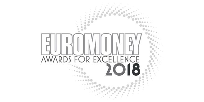 Euromoney Awards for Excellence 2018