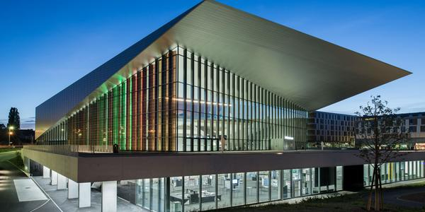 SwissTech Convention Center (EPFL), Eclubens