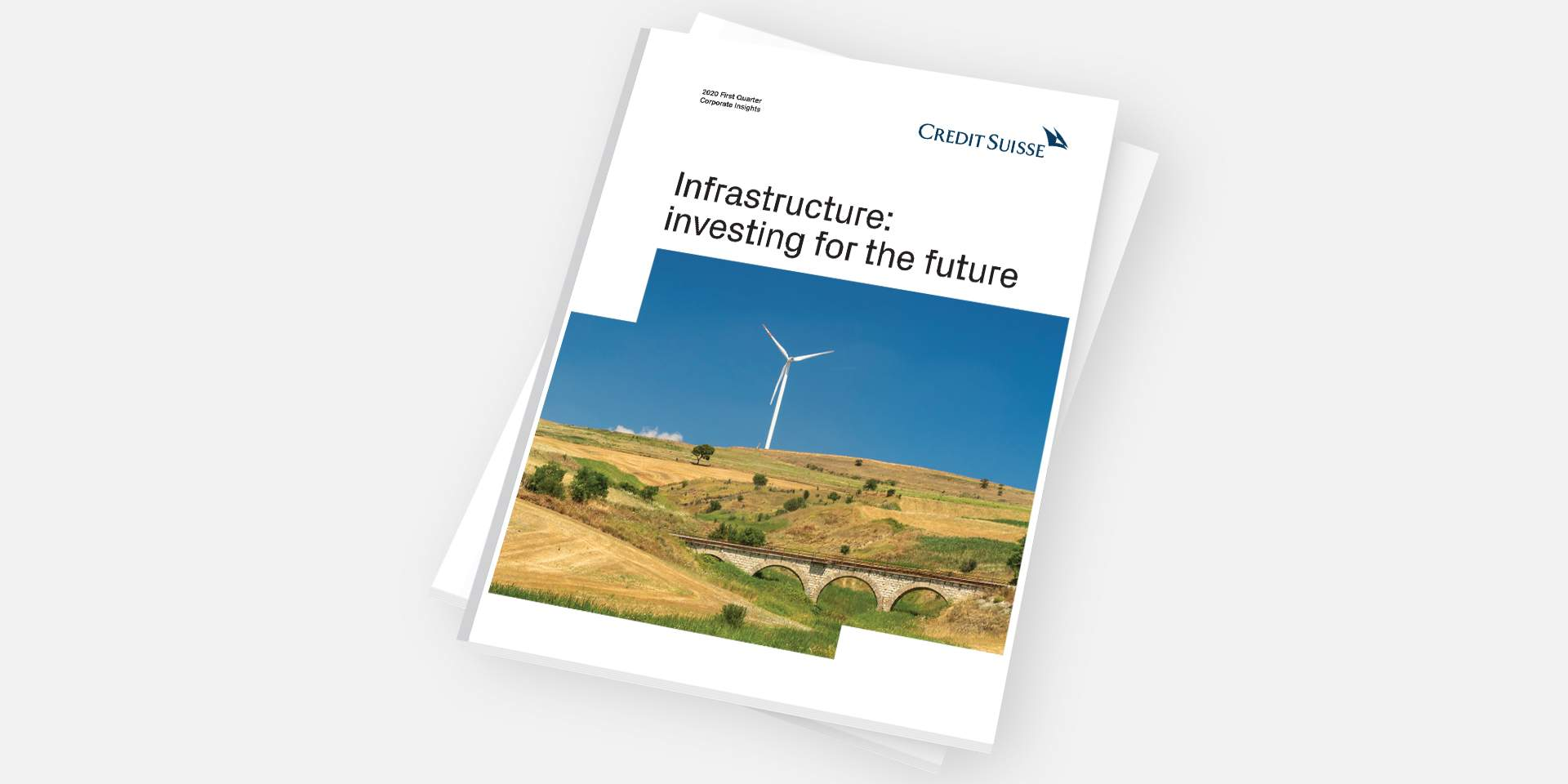 Infrastructure: investing for the future