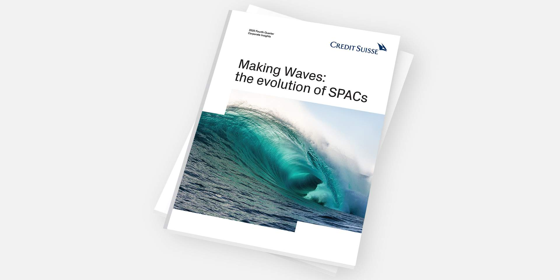 Making Waves: the evolution of SPACs