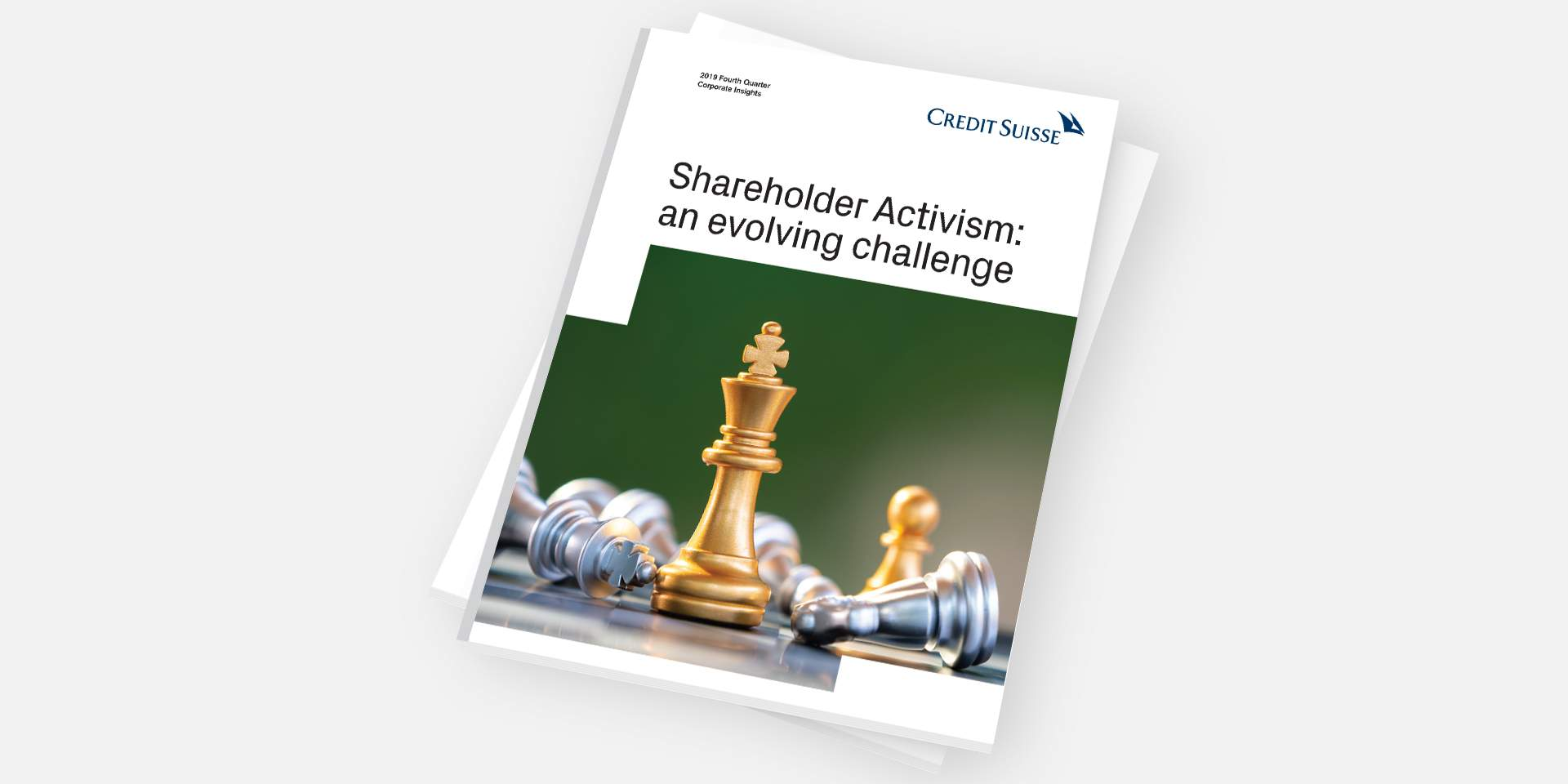 Shareholder Activism: an evolving challenge