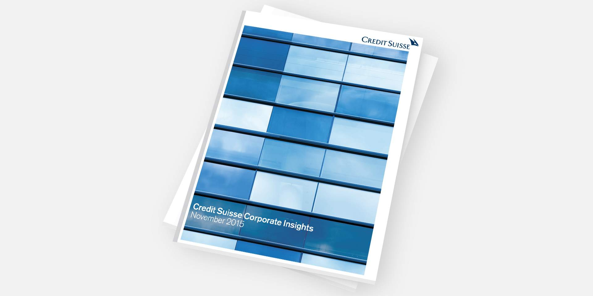Credit Suisse Corporate Insights