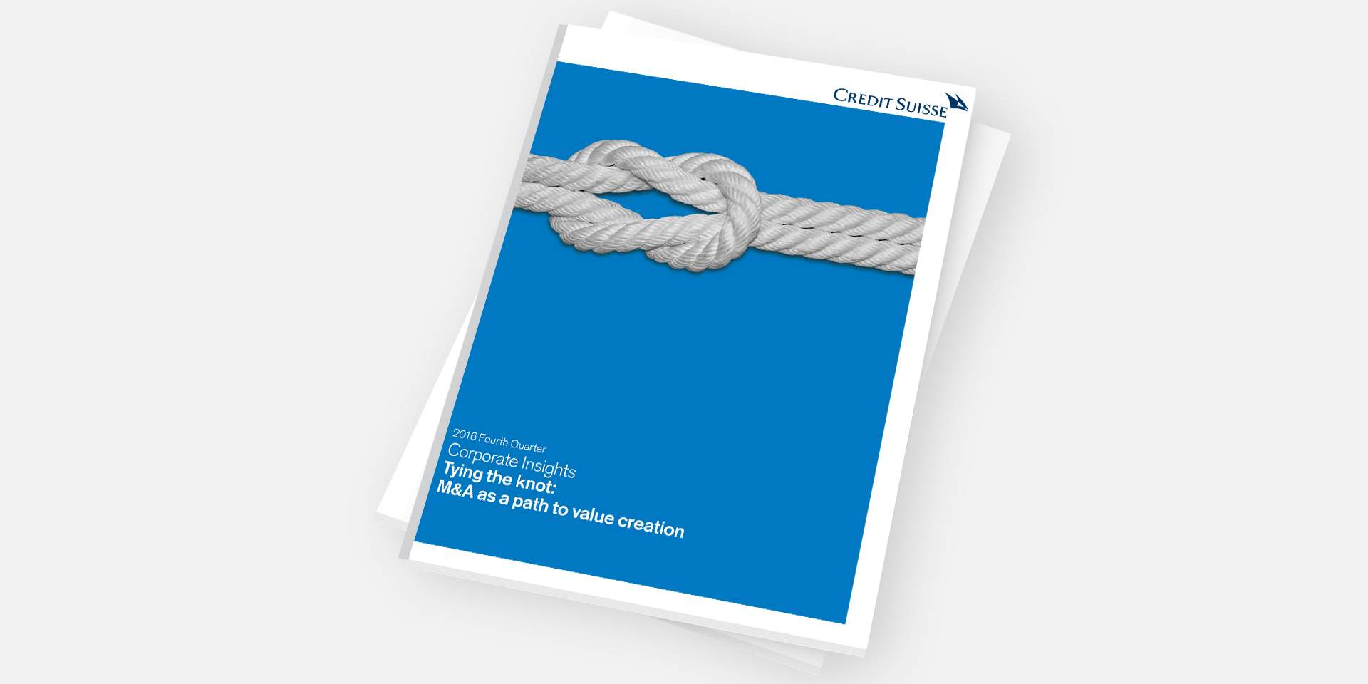Tying the knot: M&A as a path to value creation