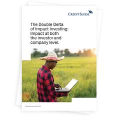 The Double Delta of Impact Investing