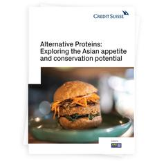 Exploring the appetite for Alternative Protein